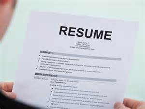 5 Things you should remove from your resume