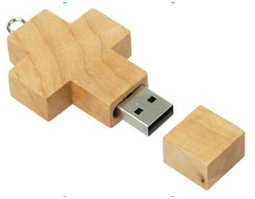 Another beautiful ly designed wooden pen drive