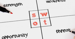 SWOT Analysis helps to Advance Your Tech Career