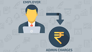 EPF admin charges