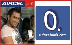Aircel to offer free Facebook access to users