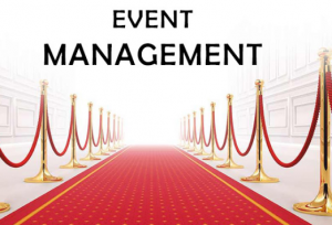 Are you looking for a job in Event Management?