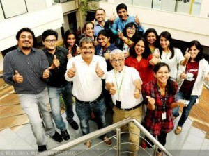 Best tech workplaces in India for 2015