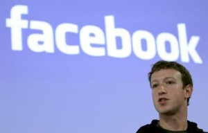 Face book may open sales office in China