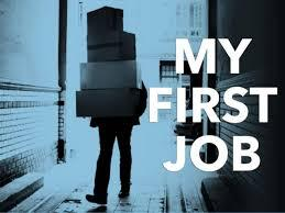 First jobs of the biggest names in tech