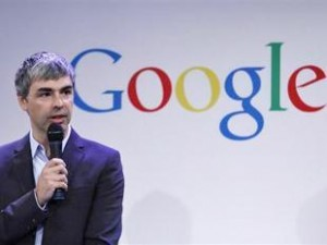 Google's Larry Page named as business person of the year for 2014