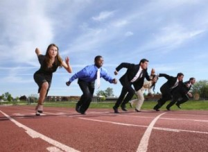 How to be competitive at work place?