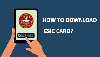 ESI card download online