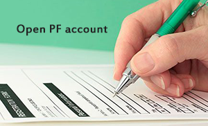 EPF ACCOUNT OPENING FORM