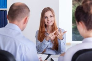 How to sell yourself well in an Interview
