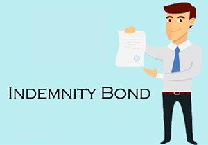 indemnity bond format for employees