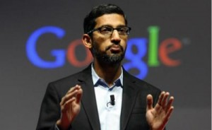 India-born Sundar Pichai is new CEO of Google
