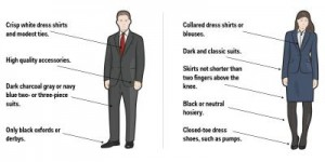 Quality of work dominates over dress code