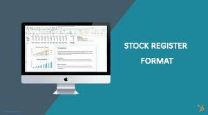 Stock Ledger Format