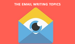 Email writing topics
