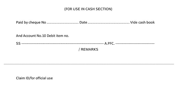 What is form 10c sample?