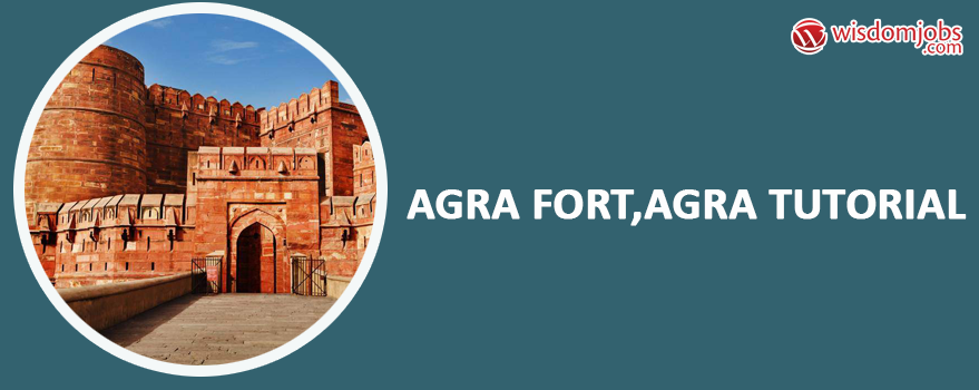 Agra Fort,Agra Tutorial