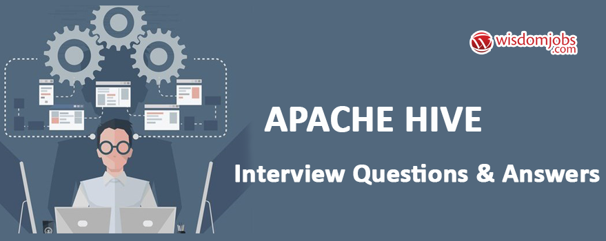 Apache Hive Interview Questions & Answers