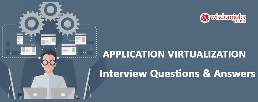 What is application virtualization? Youtube.