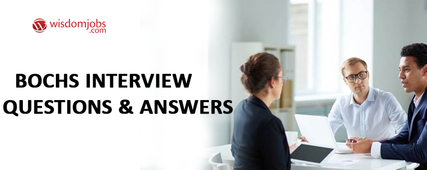 Bochs Interview Questions & Answers