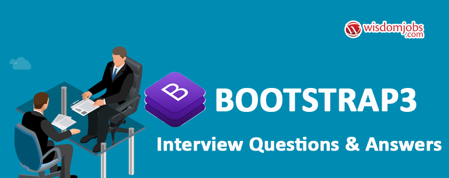 Bootstrap3 Interview Questions