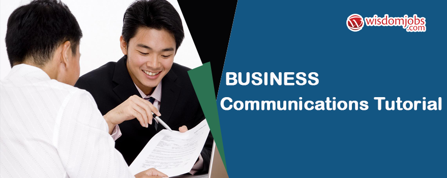 Business Communications Tutorial