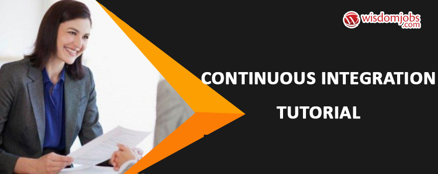 Continuous Integration Tutorial