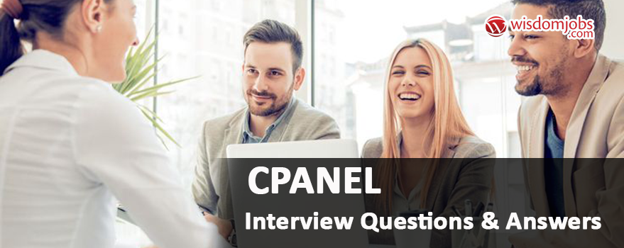 cPanel Interview Questions & Answers