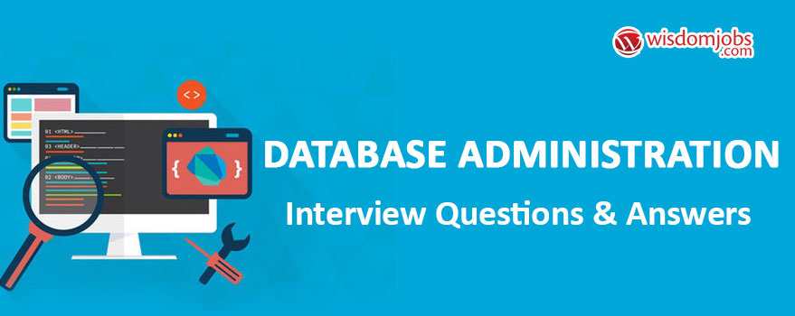 Database Administration Interview Questions