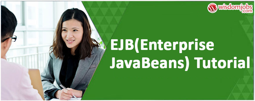 EJB(Enterprise JavaBeans) Tutorial