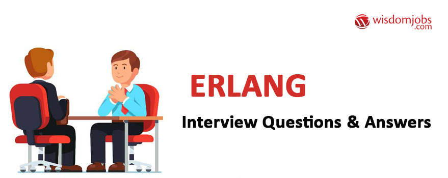 Erlang Interview Questions
