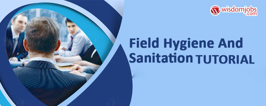Field Hygiene and Sanitation Tutorial