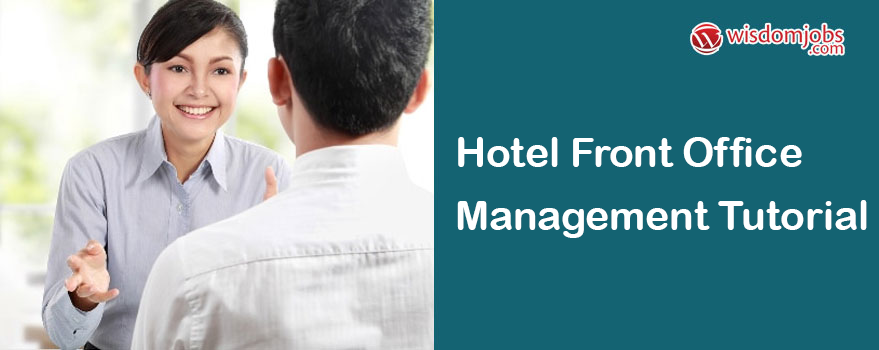 Hotel Front Office Management Tutorial