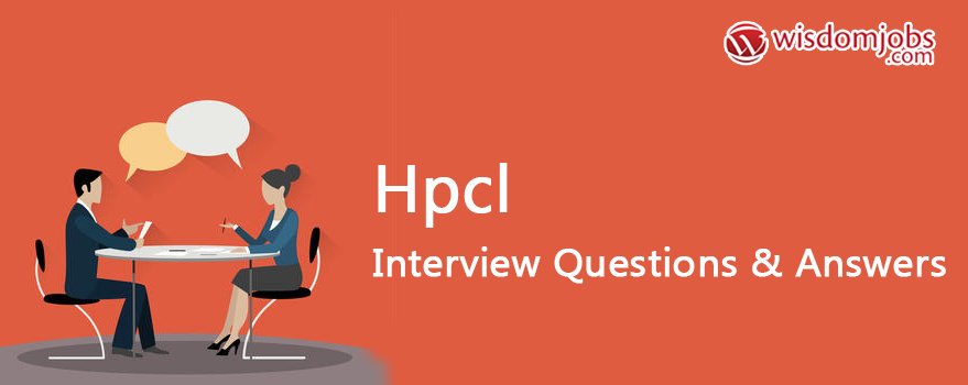 HPCL Interview Questions