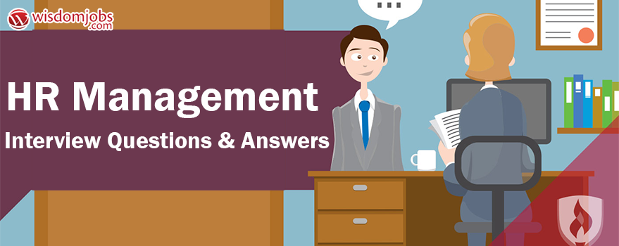 HR Management Interview Questions
