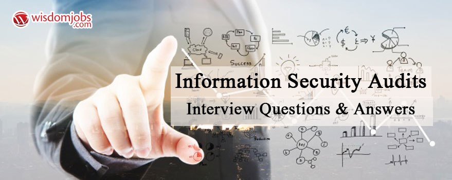 Information Security Audits Interview Questions & Answers