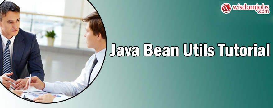 Java Bean Utils Tutorial