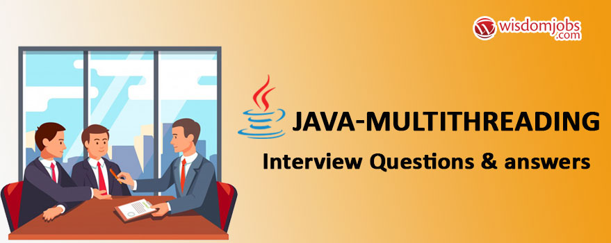 Java-Multithreading Interview Questions