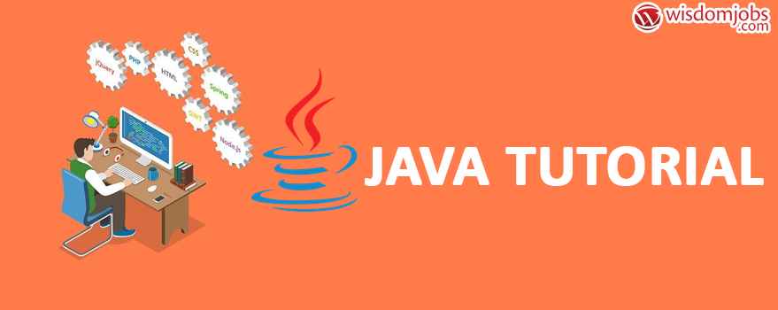 Java Tutorial For Beginners pdf - Learn Java Online Training
