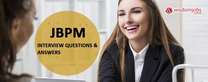 jBPM Interview Questions & Answers