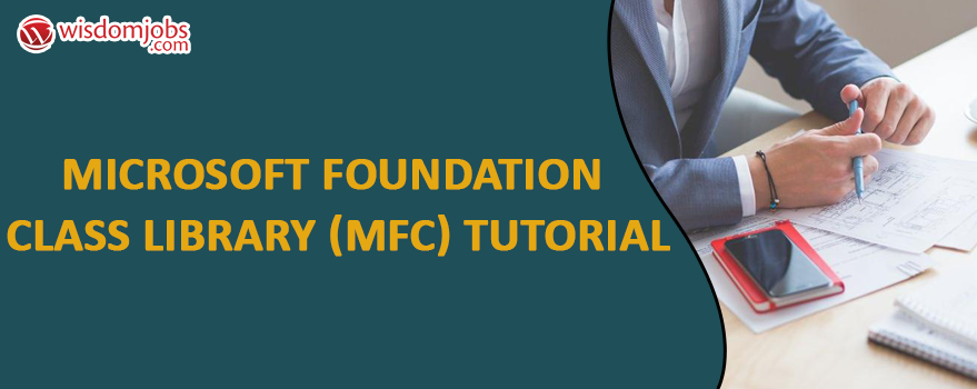 Microsoft Foundation Class Library (MFC) Tutorial