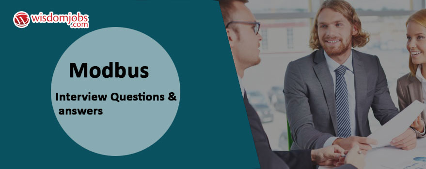 Modbus Interview Questions