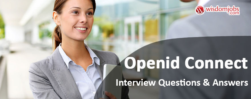 Openid Connect Interview Questions