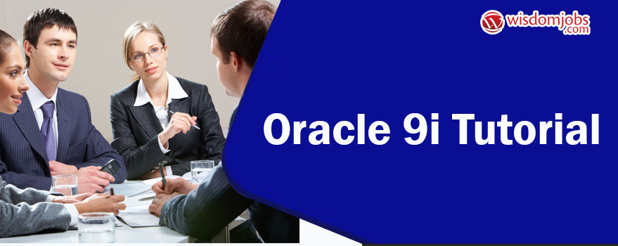 Oracle 9i Tutorial