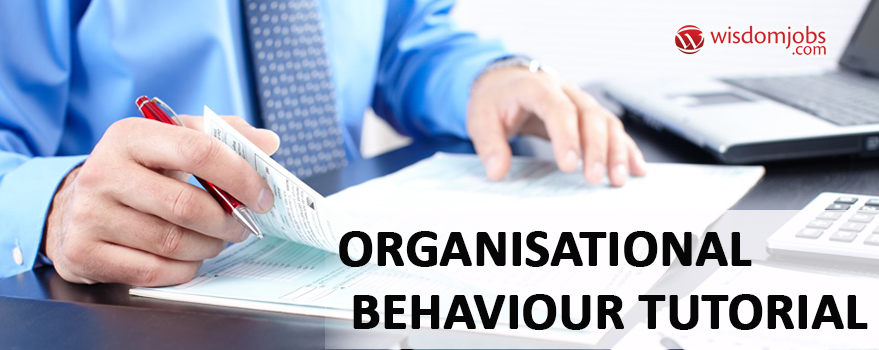 Organisational Behaviour Tutorial