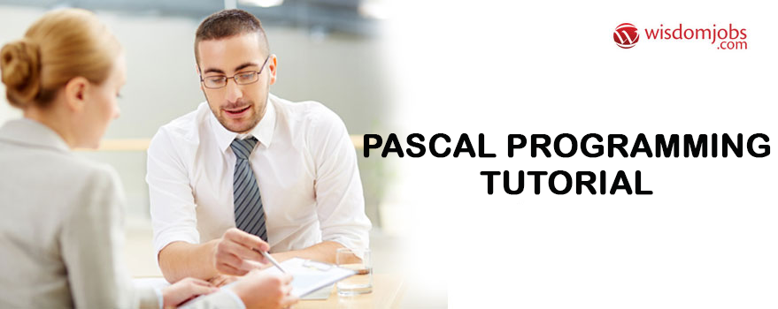 Pascal programming Tutorial