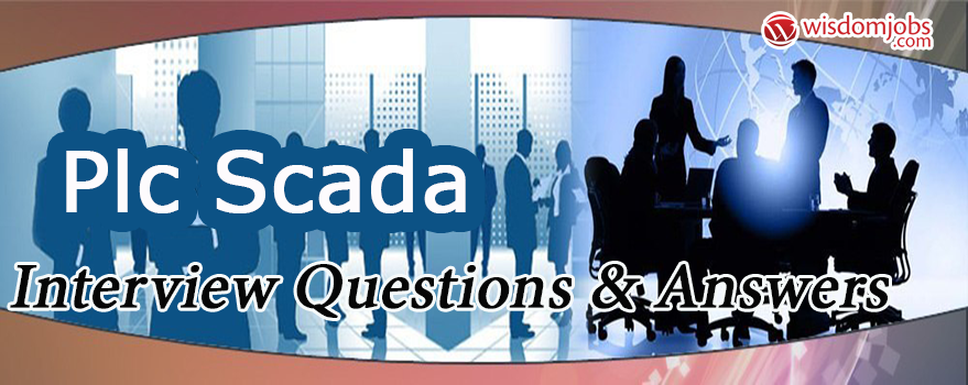 Plc Scada Interview Questions