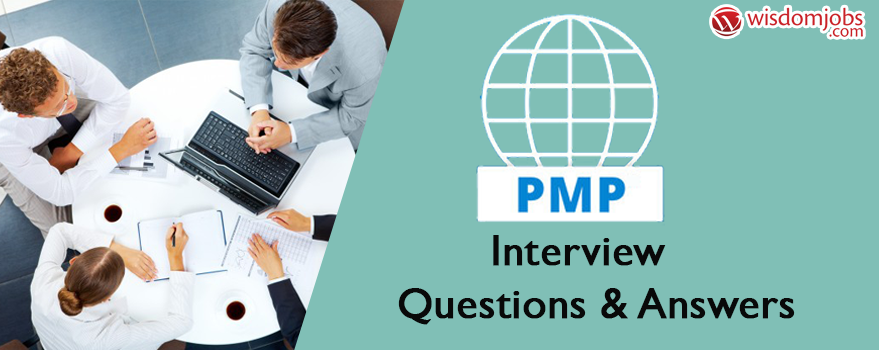 PMP Interview Questions & Answers