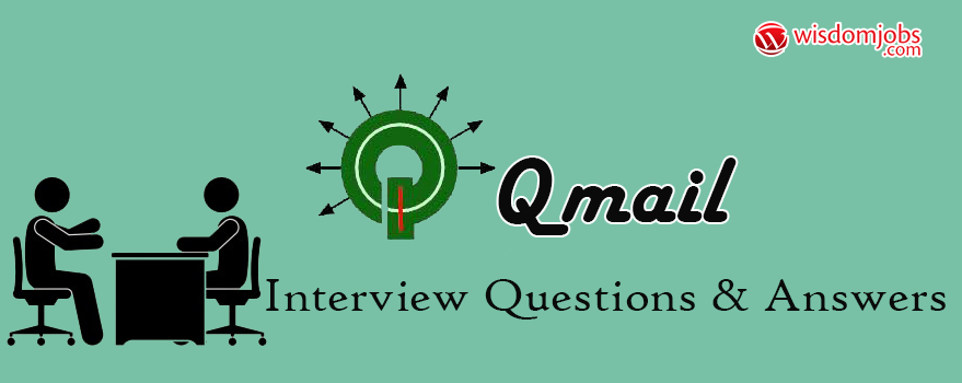 Qmail Interview Questions