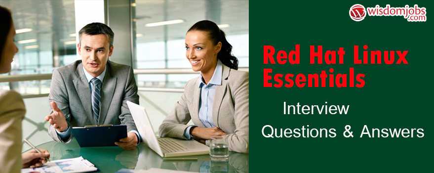 Red Hat Linux Essentials Interview Questions & Answers